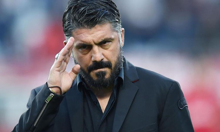 Gattuso non molla: